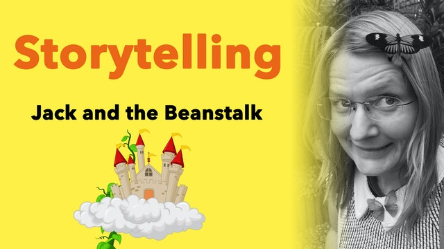 Free (30mins): Be a Storyteller Too!
