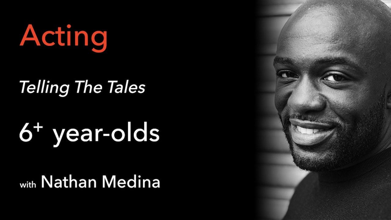 Acting - Telling Terrific Tales