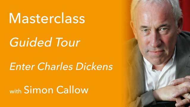 Exclusive with Simon Callow (1/5): Enter Charles Dickens