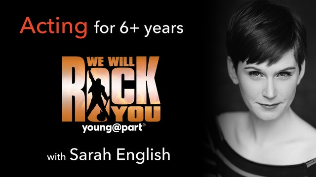 We Will Rock You (4/6) Find Your Inner Rockstar!