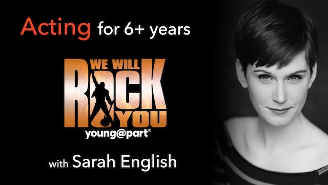 We Will Rock You (4/6) Find Your Inne...