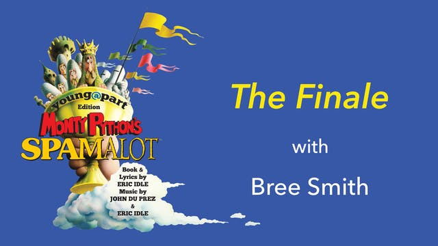 Spamalot: The Dance for The Finale