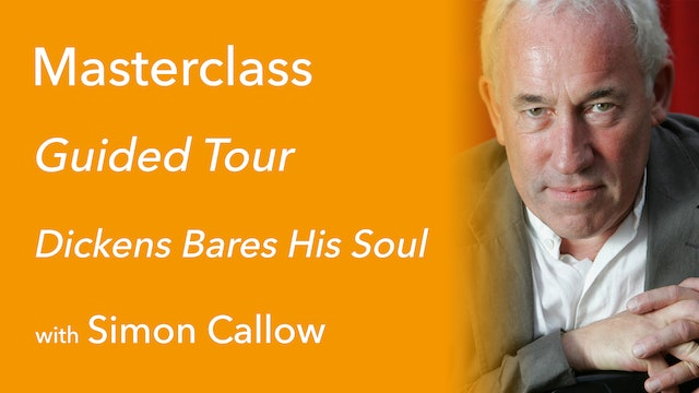 Exclusive with Simon Callow (3/5): Dickens Bares His Soul