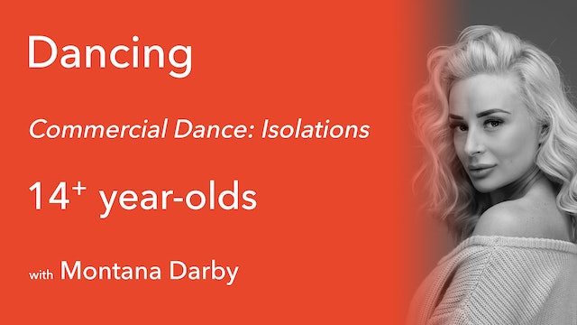 Commercial Dance (1/3) Isolations