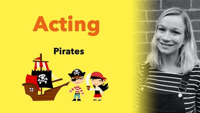 Pirates (2/2) Pirate Adventure