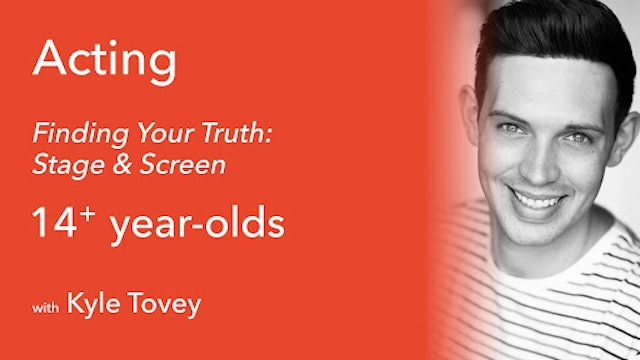Stagecoach Exclusive Acting Masterclass (30mins): Finding Your Truth