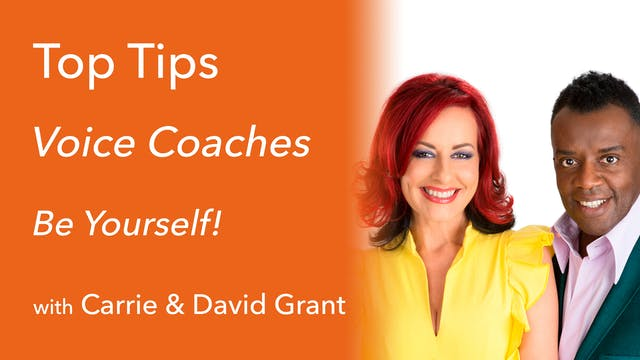 Be Yourself! with Carrie & David Grant