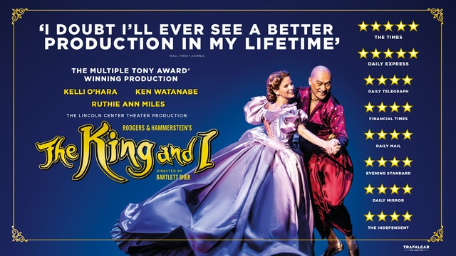 Trailer: The King and I - Live