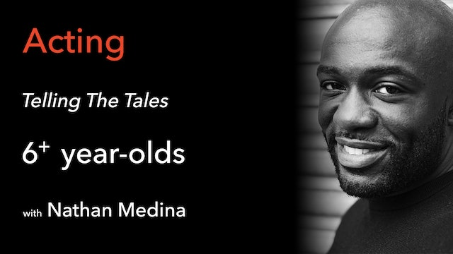 Telling Terrific Tales (6/6) Narration and Atmospheric Music