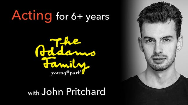 The Addams Family (6/6) Grandma Addam...