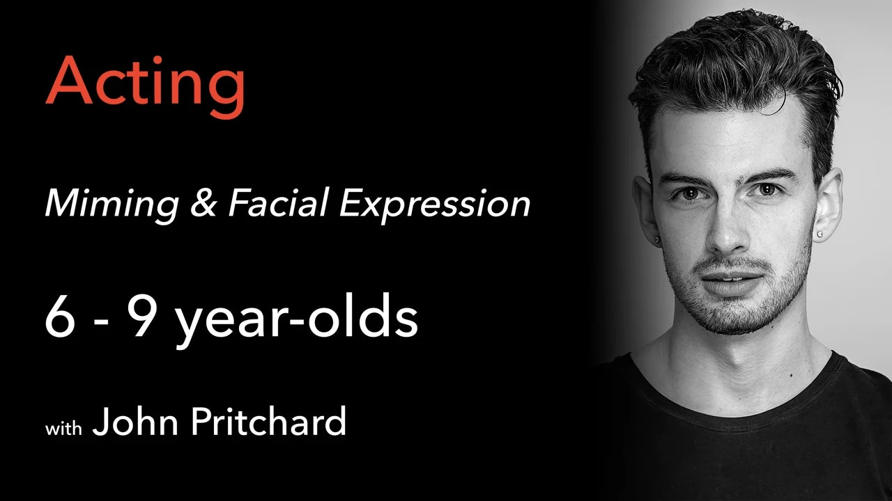 Stagecoach Exclusive Acting (30mins): Miming and Facial Expression
