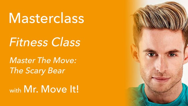 Mr. Move It!  Master The Move: The Sc...