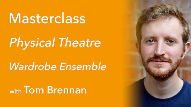 Exclusive Masterclass with Tom Brenna...