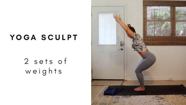 9.16.20 yoga sculpt