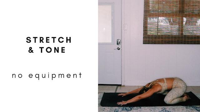 stretch & tone