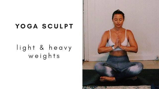 7.1.20 yoga sculpt