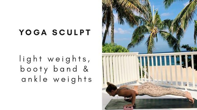 8.5.20 yoga sculpt