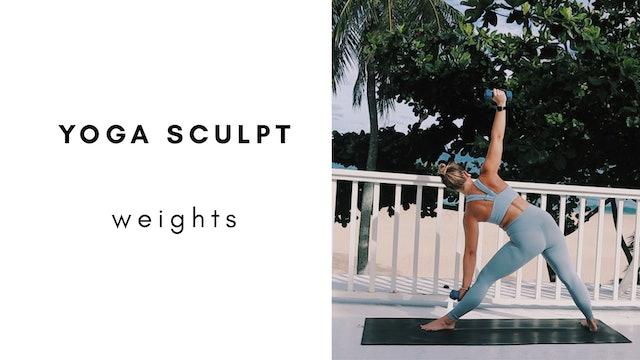 9.2.20 yoga sculpt