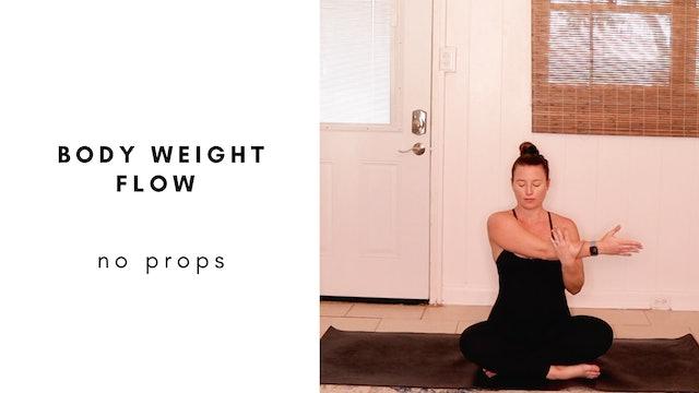 3.3.21 body weight flow