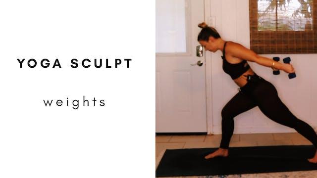 10.14.20 yoga sculpt