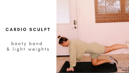 sculpt and burn Video