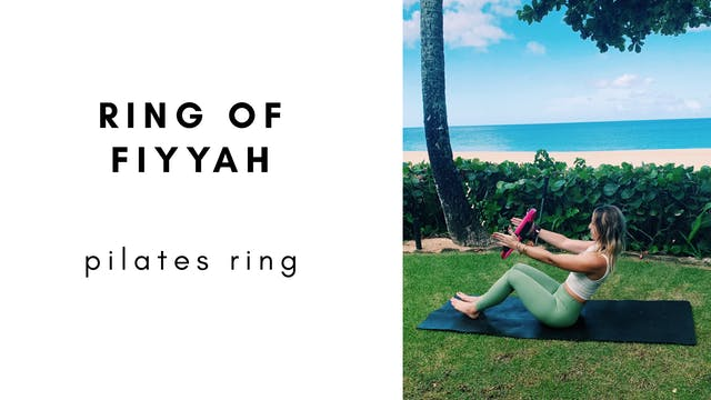8.7.20 ring of fiyyyah!