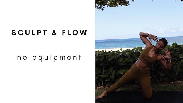 8.25.20 sculpt & flow