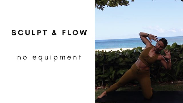 8.25.20 sculpt & flow