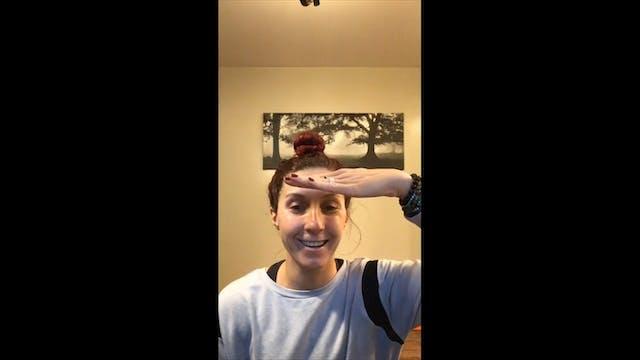 Wednesday 10/28 11AM EST with SarahRo...