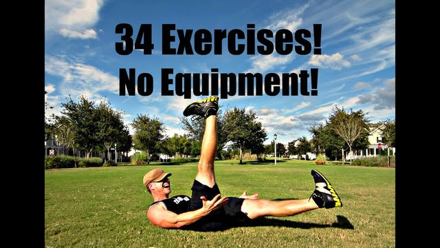 34 Best Bodyweight Exercises for Tota...