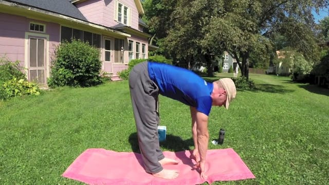 Football Conditioning Program - Power Yoga Workout - Yoga for Athletes