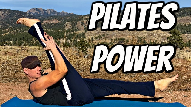 Pilates for Athletes Workout - 12 Day Fitness Challenge