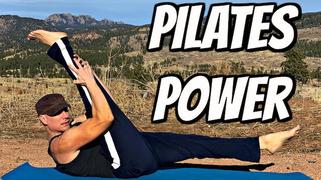 Pilates for Athletes Workout - 12 Day...