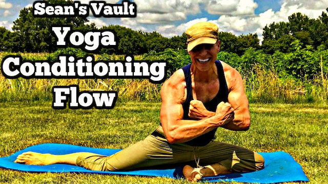 Vault: Full Body Yoga Conditioning Flow