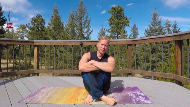 Deep Morning Yoga Stretch Routine
