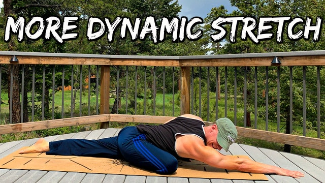 Vault: MORE Dynamic Yoga for Athletes Workout