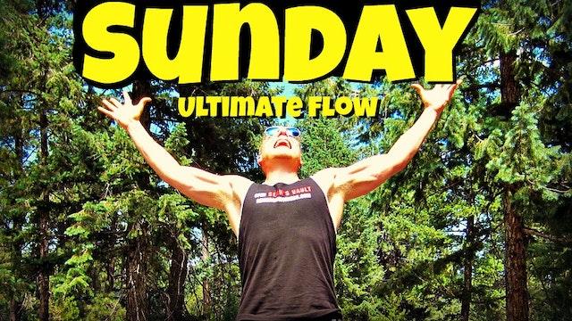 Sunday - Sean's Ultimate Yoga Routine - 7 Day Yoga Challenge
