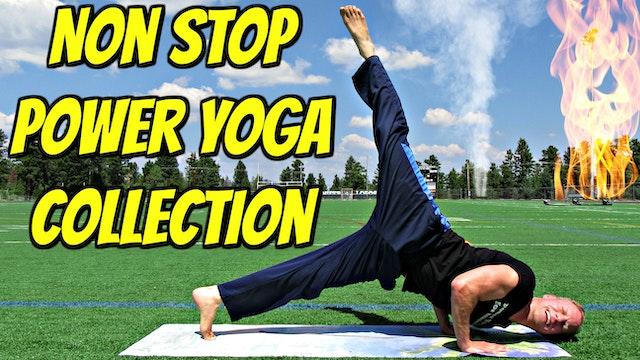 NON STOP Power Yoga Collection