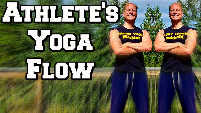 20 Minute Yoga for Athletes and Impro...