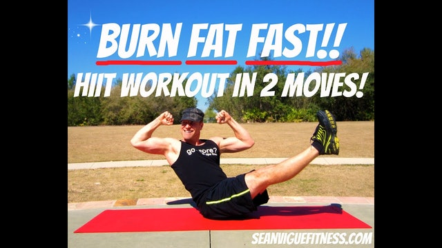 HIIT BURN FAT FAST WEIGHT LOSS Workout Routine