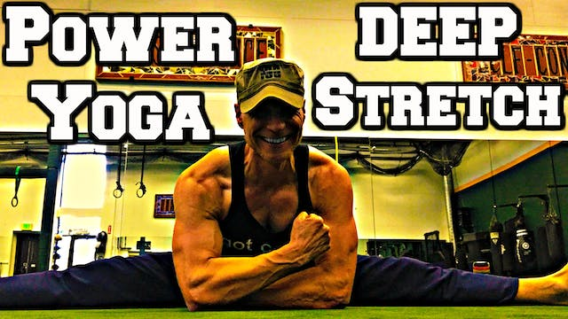 Ninja Power Yoga Core & DEEP Stretch ...