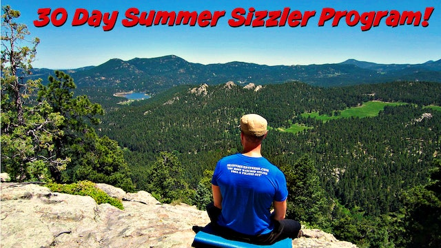 30 Day Summer Sizzler Training Program