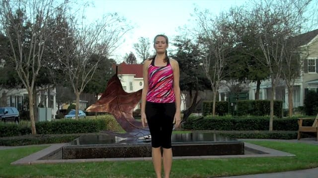 Yoga for the Runner - Upper Body