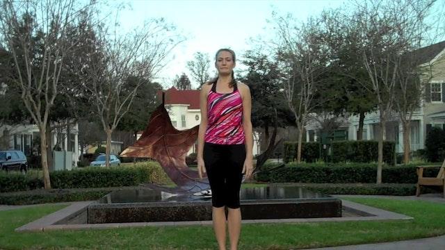 Yoga for the Runner - Upper Body