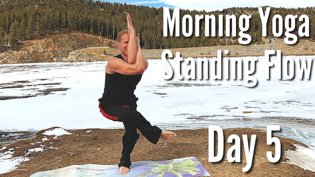 Day 5 - Standing Flow - 7 Day Morning...