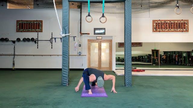 Airplane Warrior Yoga Flow
