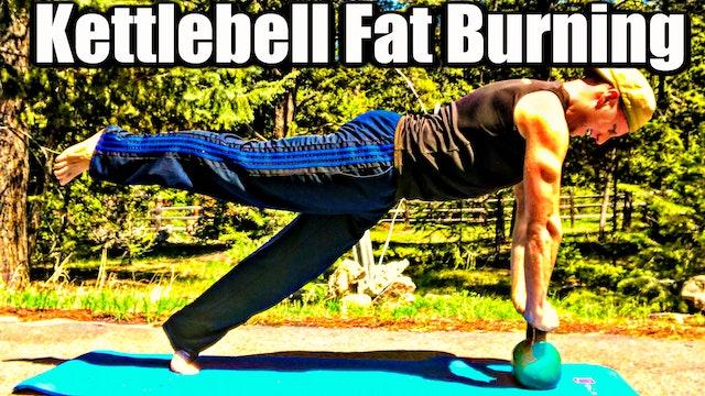25 minute Kettlebell ANNIHILATOR Strength Workout!