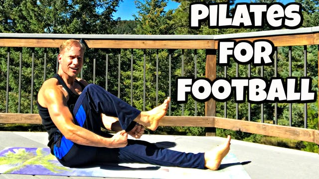 Pilates for Football Conditioning