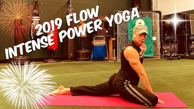 Vault: HAPPY NEW YEAR INTENSE Power Yoga Class