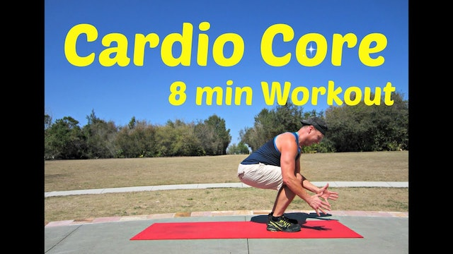 Low Impact Cardio Abs Workout